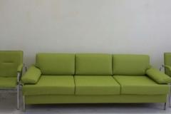 Перетяжка дивана и кресел
