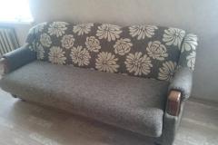 Комбинирование обивки на диване