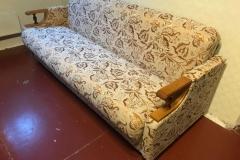 Обивка дивана-книжка Аир в шенилл