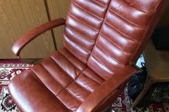 Компьютерное кресло перетяжка