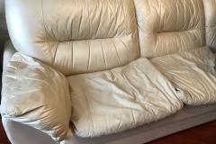 Угловой диван до ремонта