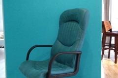 Обивка офисного кресла