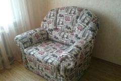 "Обивка кресла в ткань ""Лондон"""