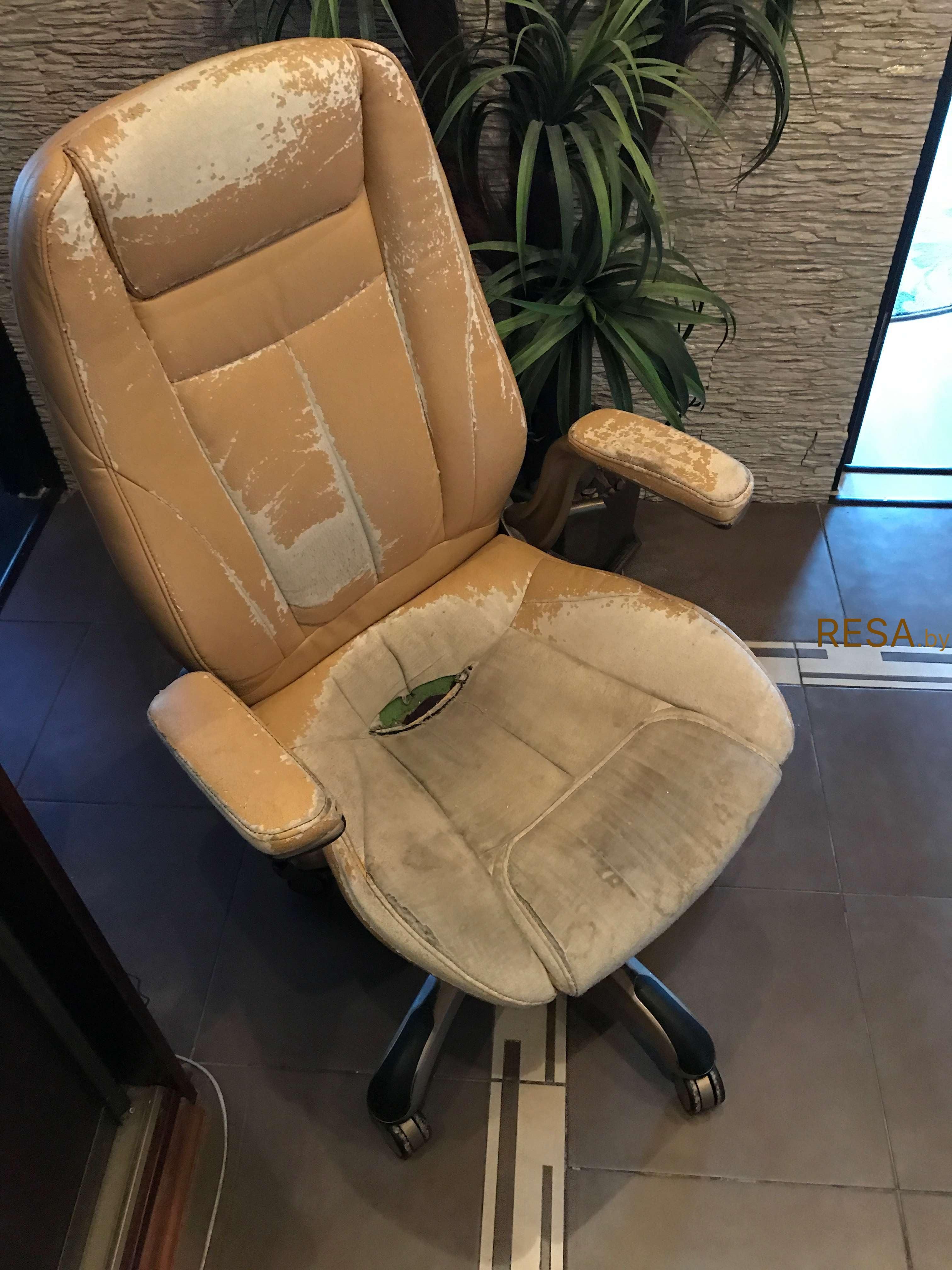 Сиденье для компьютерного кресла своими руками 5
